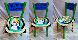 Childs Framed Alice Chair