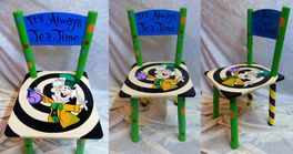Childs hatter Chair