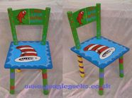 Cat Hat Childs Chair